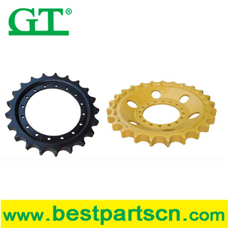 Sell high quality undercarriage parts HYUNDA R210-7 SPROCKET