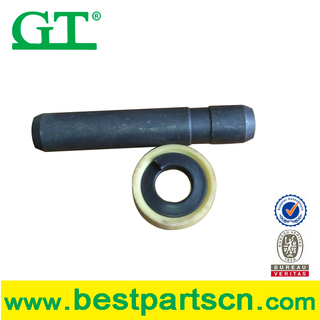 Construction machinery parts type excavator tooth and side cutter diesel engine parts bucket tooth pin and locks for sale