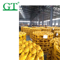 Excavator 320 Track Link D6 Track Link Lubricated Track Links from
