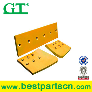 construction machine parts bulldozer cutting edge end bit 16Y-80-00019 for sale