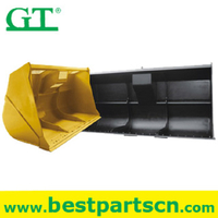 2.5m3 rock excavator bucket for 38-45t excavator