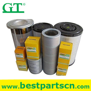 excavator Air Filter AT179371 fuel filter oil filter