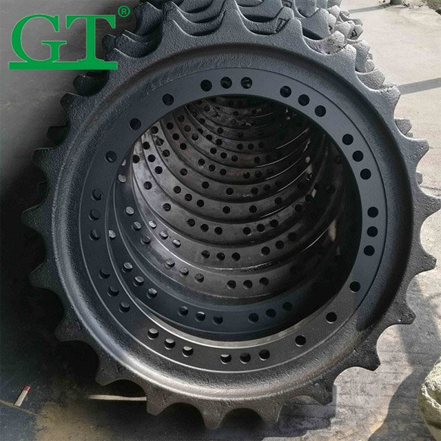 Crawler Crane Idler Kh180-3 zx210-3 idler