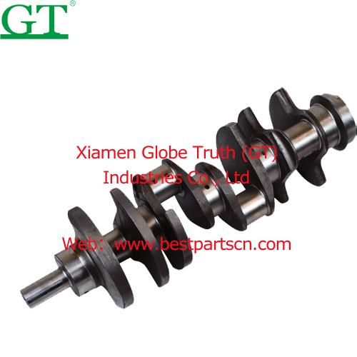 Excavator Engine Crankshaft/Crank Shaft